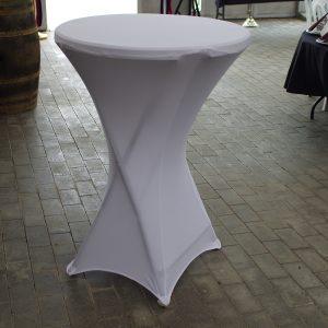 Strækdug til ståborde - hvidt