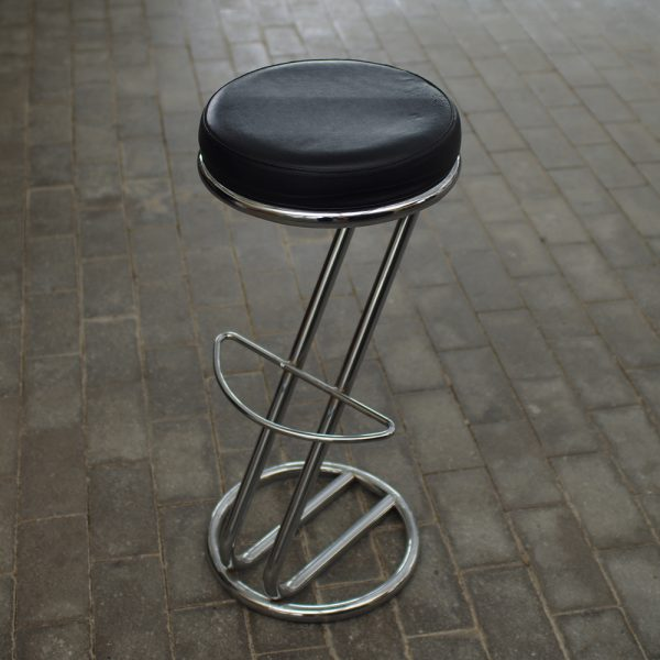 Høj barstol