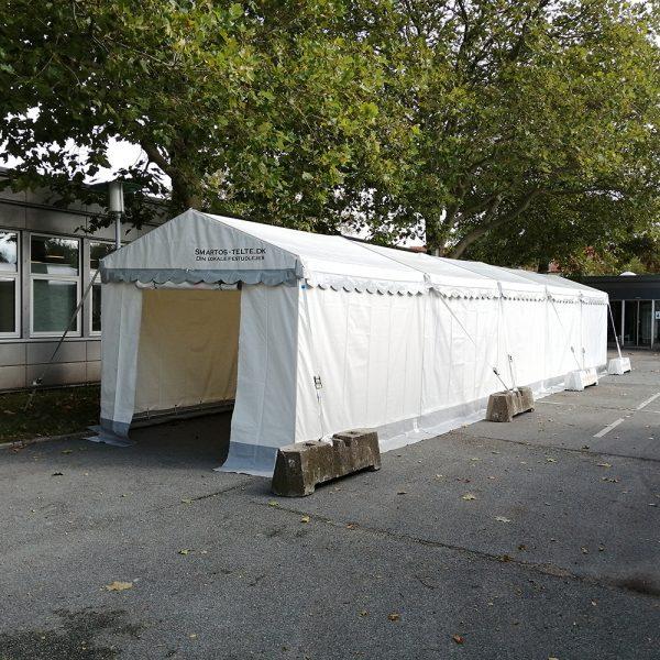 3 x 15 lager telt