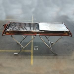 Gas grill 2 blus