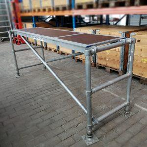 Stilladsbar - 3 meter