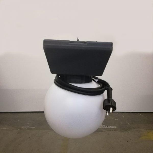 LED kupel lampe