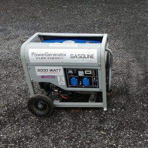 Generator 3000 watt - Benzin
