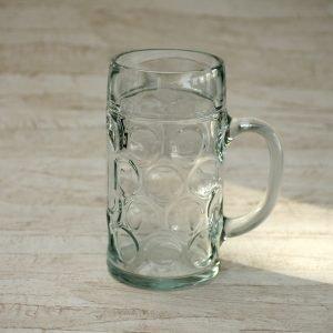 Ølglas 1L - Glas