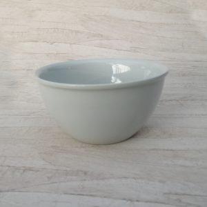 Skål 18 cm 1,5l - hvid porcelæn