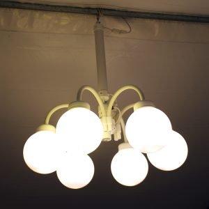 Ophængsrør til lamper 0,5 m