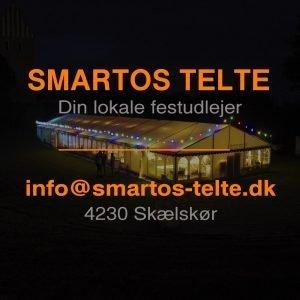 Smartos Telte - Din lokale festudlejer