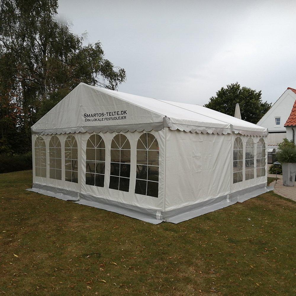 6x6 meter telt