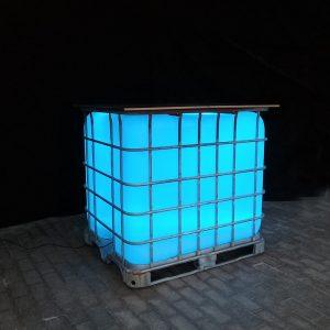 Tankbar med lys