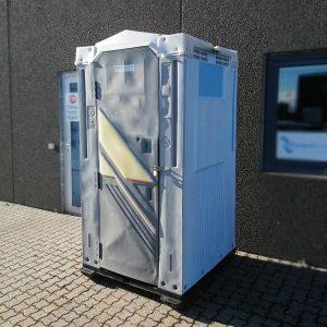 Mobiltoilet - Enkelt kabine